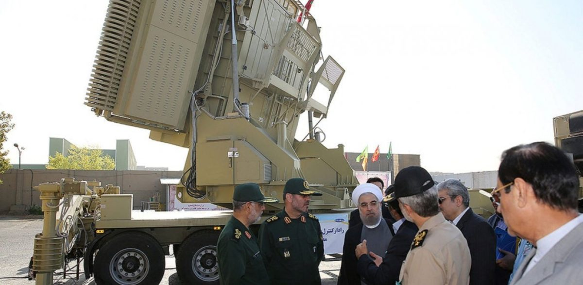 Ιράν: Παρουσίασε το νέο του πυραυλικό σύστημα αντίστοιχο των S-300