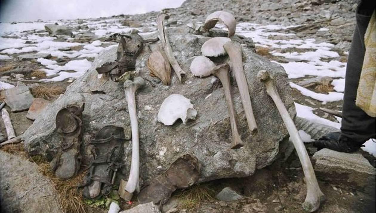 Ιμαλάια: Μυστήριο με 14 αρχαίους σκελετούς και από… την Κρήτη