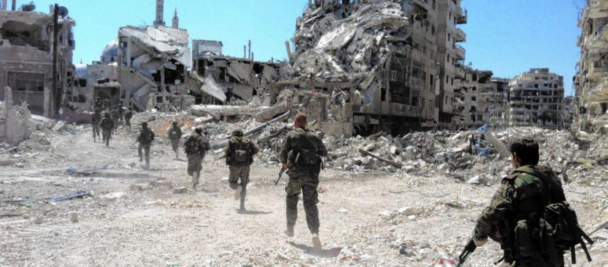 Οι συριακές δυνάμεις κατέλαβαν την πρώτη πόλη στην Ιντλίμπ: Το τέλος του 8ετούς πολέμου πλησιάζει; (βίντεο)