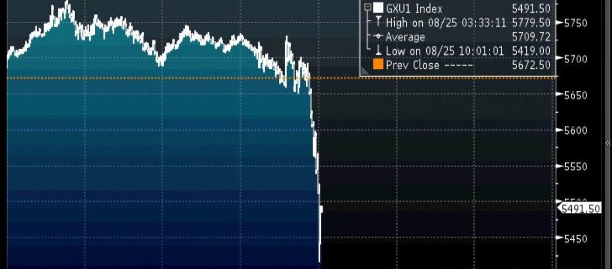 Κεντρική Τράπεζα Γερμανίας: «H γερμανική οικονομία πέφτει σε ύφεση»! – Βόμβα στην ευρωζώνη!