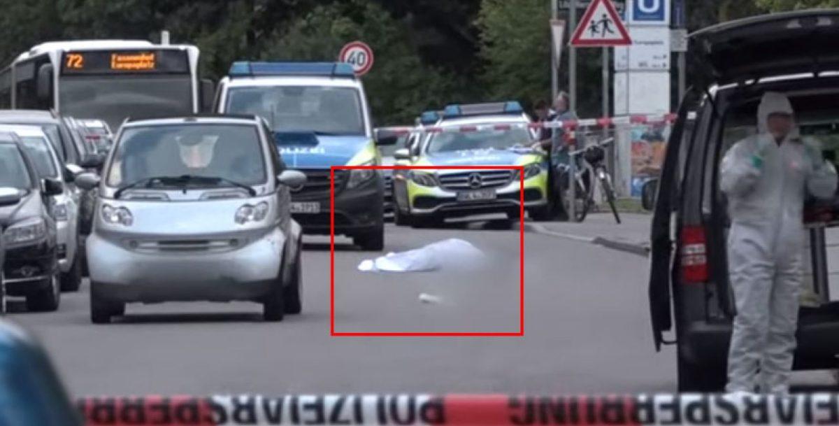 Γερμανία: Άγρια δολοφονία στον δρόμο – Τον σκότωσε με ξίφος
