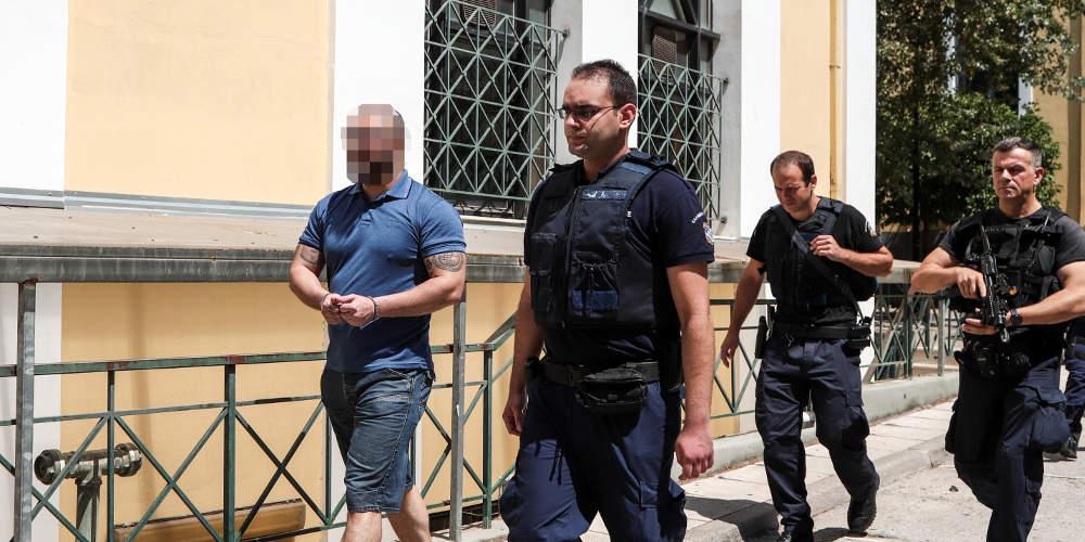 Στην φυλακή ο 35χρονος για την δολοφονία Μακρή – Αρνήθηκε τα πάντα στην απολογία του