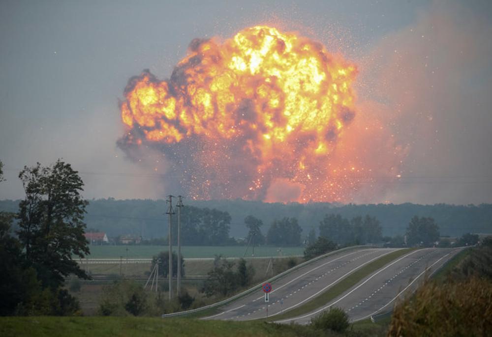 Τρόμος: Φόβοι για «νέο Τσερνόμπιλ» μετά την έκρηξη σε ναυτική βάση της Ρωσίας