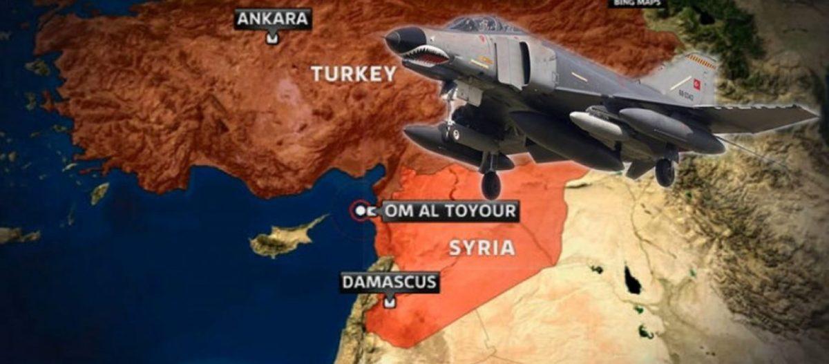 «Νο Fly Zone» πάνω από το συριακό Κουρδιστάν μελετούν οι ΗΠΑ – Έρχεται η τελική ρήξη με Τουρκία;