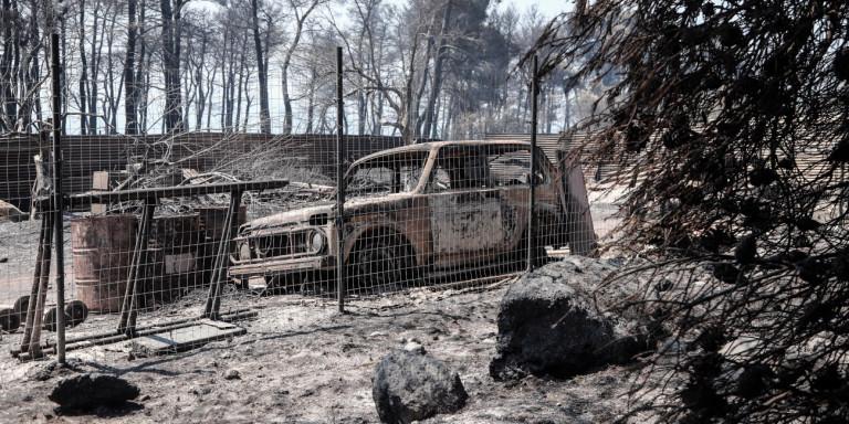 Φωτιά στην Εύβοια: Οι ύποπτοι, το επικρατέστερο σενάριο και τα ερωτηματικά