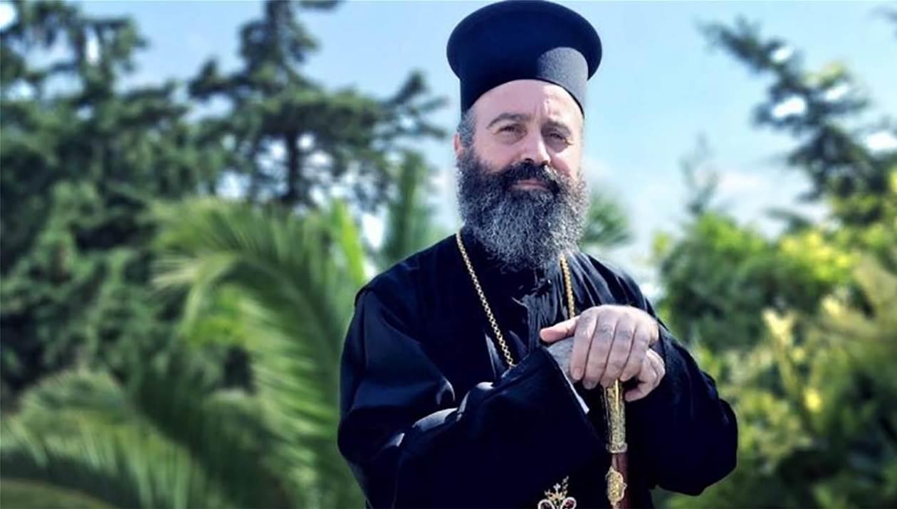 Ο Κρητικός Αρχιεπίσκοπος Αυστραλίας Μακάριος για πρώτη φορά στη Μελβούρνη