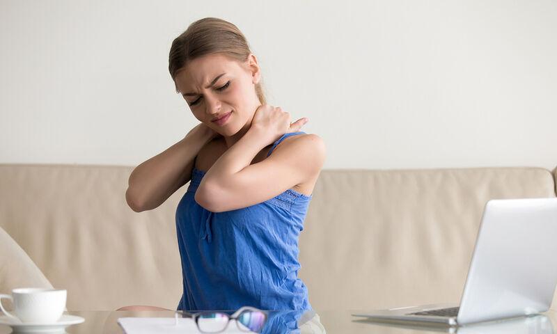 9 συμπτώματα ινομυαλγίας που πιθανώς αγνοείτε (εικόνες)