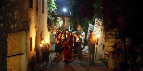 15 Αυγούστου: Μικρό Πάσχα στην Κέρκυρα