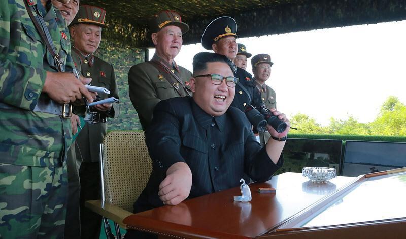 Παγκόσμια ανησυχία: Νέες εκτοξεύσεις δύο «βλημάτων αγνώστου τύπου» από τη Βόρεια Κορέα [εικόνες]