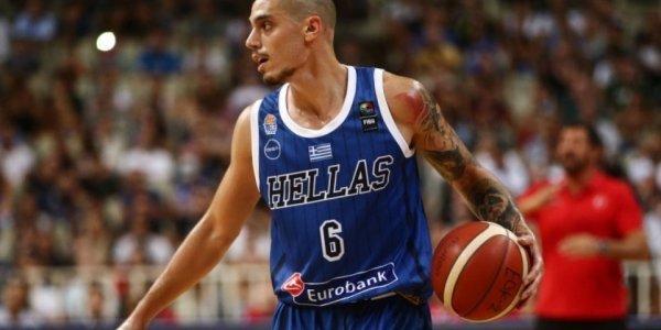 Εθνική μπάσκετ: Κόπηκε ο Κόνιαρης - Αυτή είναι η 12άδα της Εθνικής (pic)