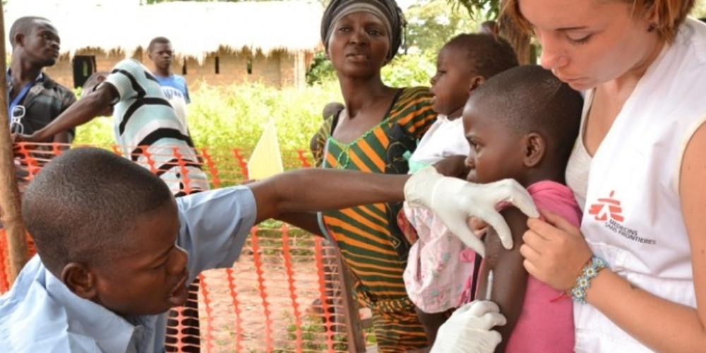 Η επιδημία ιλαράς έχει προκαλέσει 2.700 θανάτους μέσα σε 7 μήνες στο Κονγκό