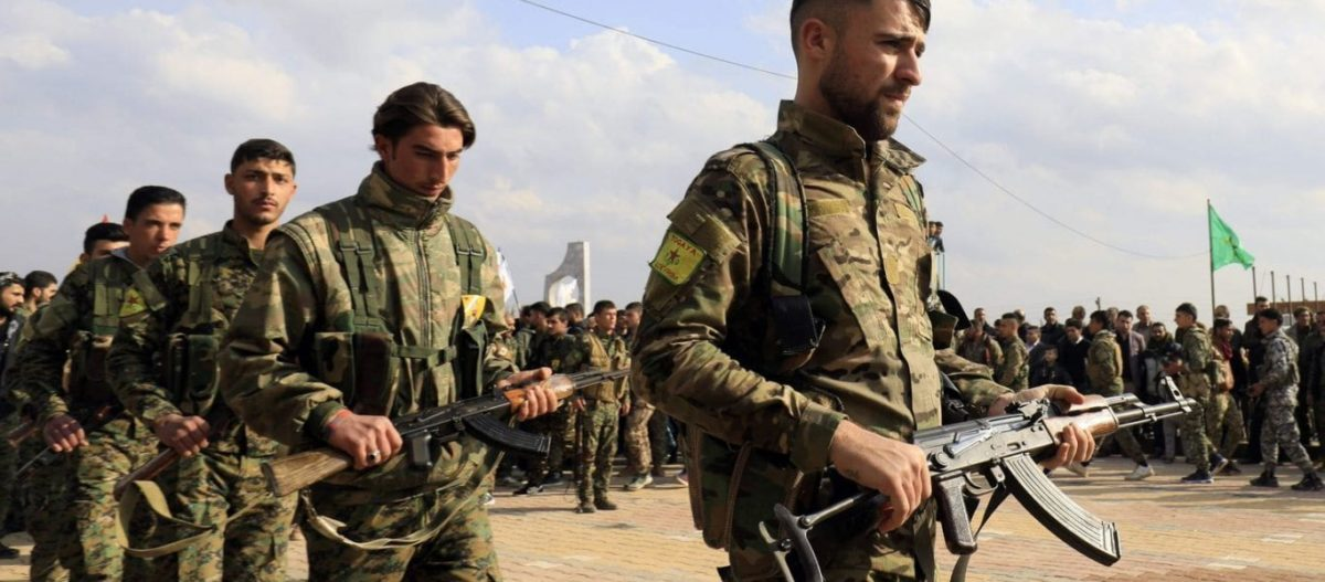 Φωτό: «Πούλησαν» τους Κούρδους οι ΗΠΑ -Παραδίδουν όπλα & διαλύουν οχυρώσεις – Ερχεται «θύελλα» κατά Τουρκίας σε Ιντλίμπ