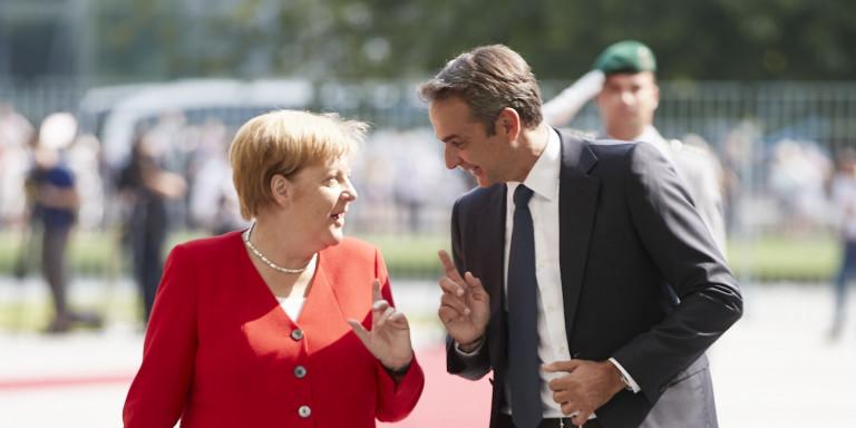 Μητσοτάκης: Είναι πολύ σημαντικό για μένα να αλλάξω το ελληνικό αφήγημα στην Γερμανία