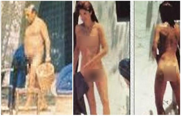 Δημήτρης Λυμπερόπουλος: Οι αποκαλύψεις για τις γυμνές φωτογραφίες του Ωνάση και της Τζάκι Κένεντυ!