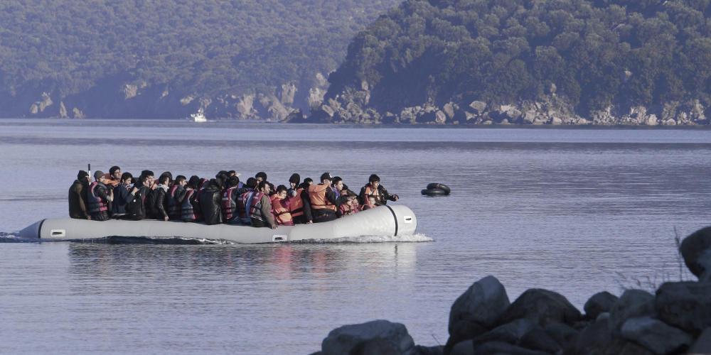 Έκρηξη στις προσφυγικές ροές στα Ελληνικά νησιά: Έχουν τετραπλασιαστεί τις τελευταίες 10 μέρες