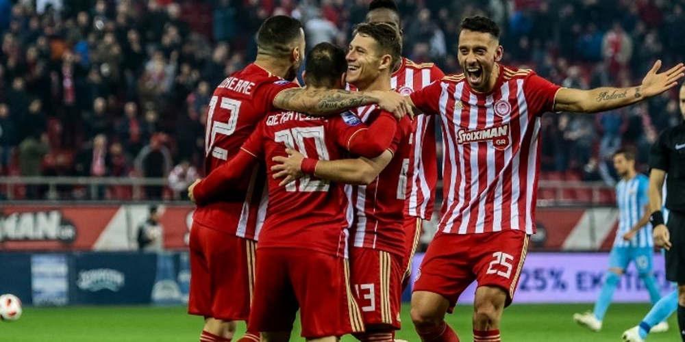 Champions League: Στα πλέι οφ προκρίθηκε ο Ολυμπιακός – Νίκη με 2-0 επί της Μπασακσεχίρ