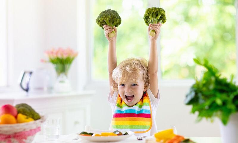 Είναι κατάλληλες για τα παιδιά οι χορτοφαγικές δίαιτες;