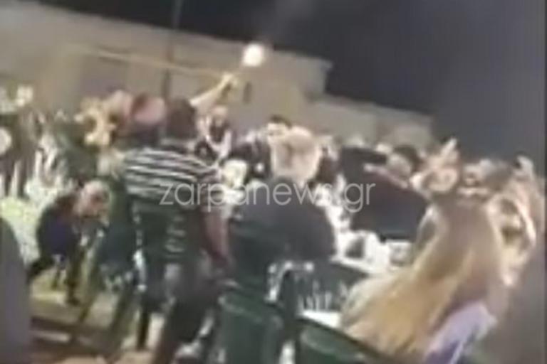Βίντεο – σοκ! Βροχή πυροβολισμών σε… πανηγύρι (!) της Κρήτης!