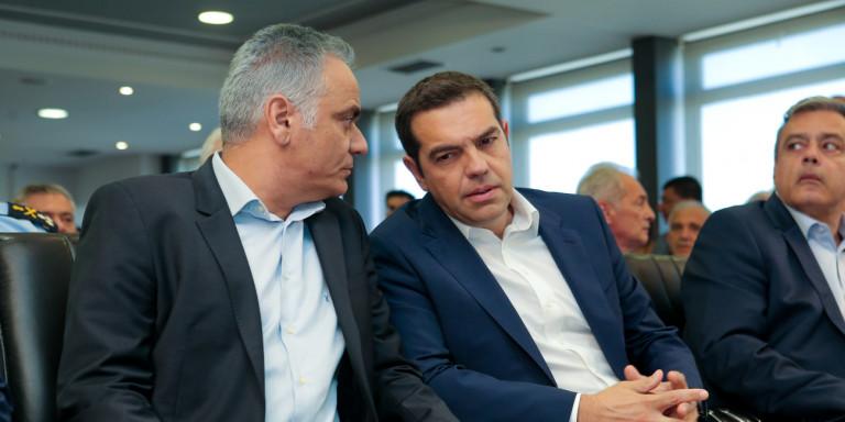 Ποιοι θέλουν να «φάνε» τον Σκουρλέτη -Ανω-κάτω ο ΣΥΡΙΖΑ για την «πασοκοποίηση»