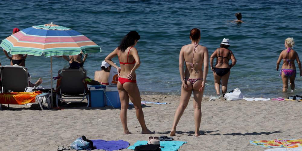 Πρόγνωση καιρού: Καλός ο καιρός την Κυριακή – Έως 34 βαθμούς η θερμοκρασία