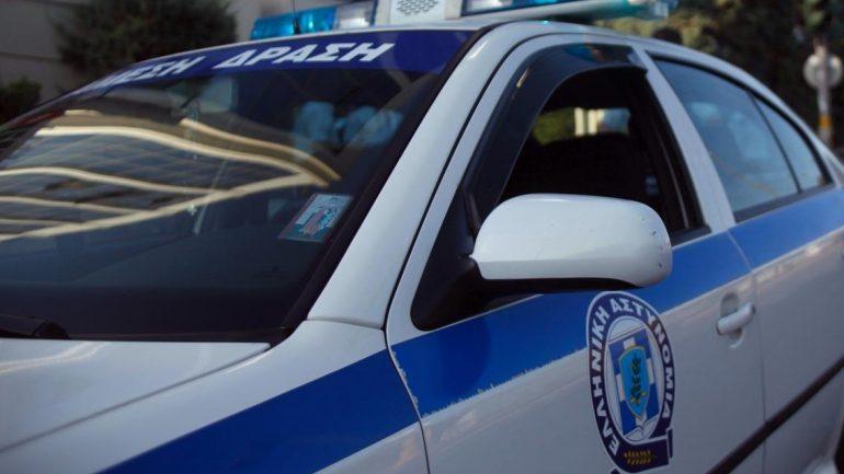 Η Αστυνομία σταμάτησε … την παράνομη φόρτωση εμπορευμάτων!