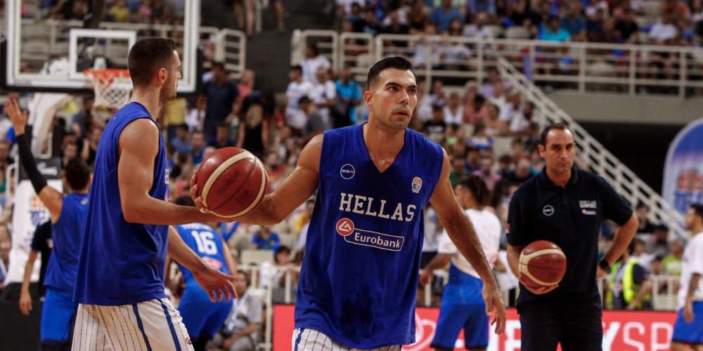 Σοκ στην Εθνική: Χωρίς τον Σλούκα στο Μουντομπάσκετ της Κίνας