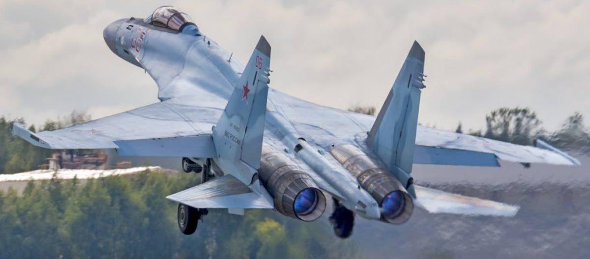 ΕΚΤΑΚΤΟ: Ρωσικά μαχητικά Su-35S αναχαίτισαν τουρκικά F-16 πάνω από την Ιντλίμπ – Βομβαρδισμοί τουρκικών θέσεων (βίντεο)