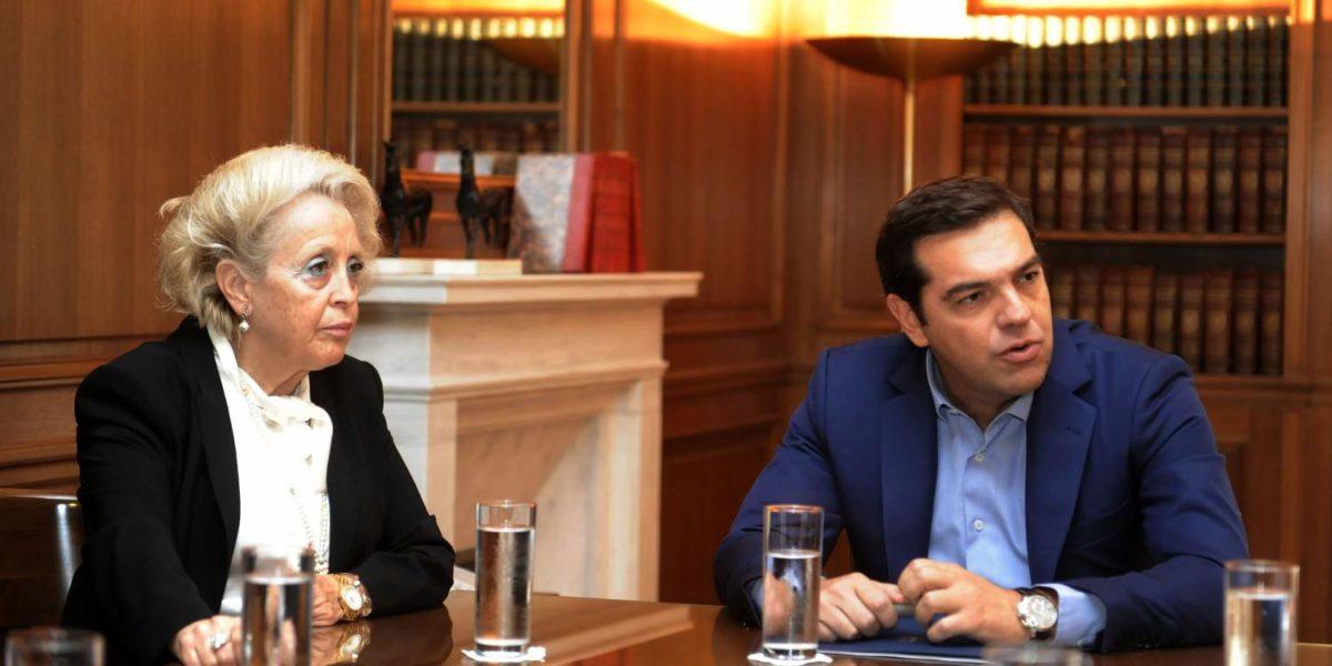 ΝΔ για την συνάντηση Θάνου-Τσίπρα στα γραφεία του ΣΥΡΙΖΑ: Οι μάσκες έπεσαν
