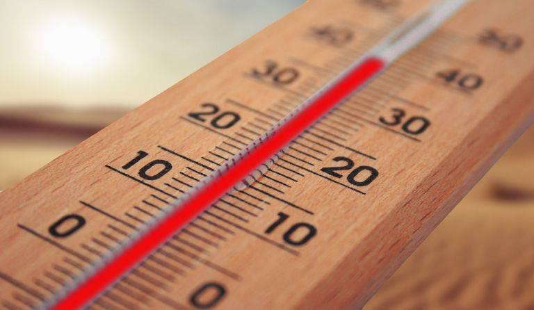 Στους 40 βαθμούς ο υδράργυρος αύριο