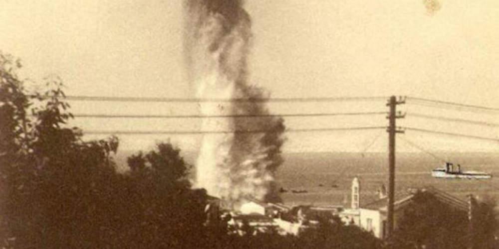 79 χρόνια από τον τορπιλισμό της «Έλλης» στην Τήνο: Το χρονικό της ιταλικής επίθεσης [εικόνες & βίντεο]