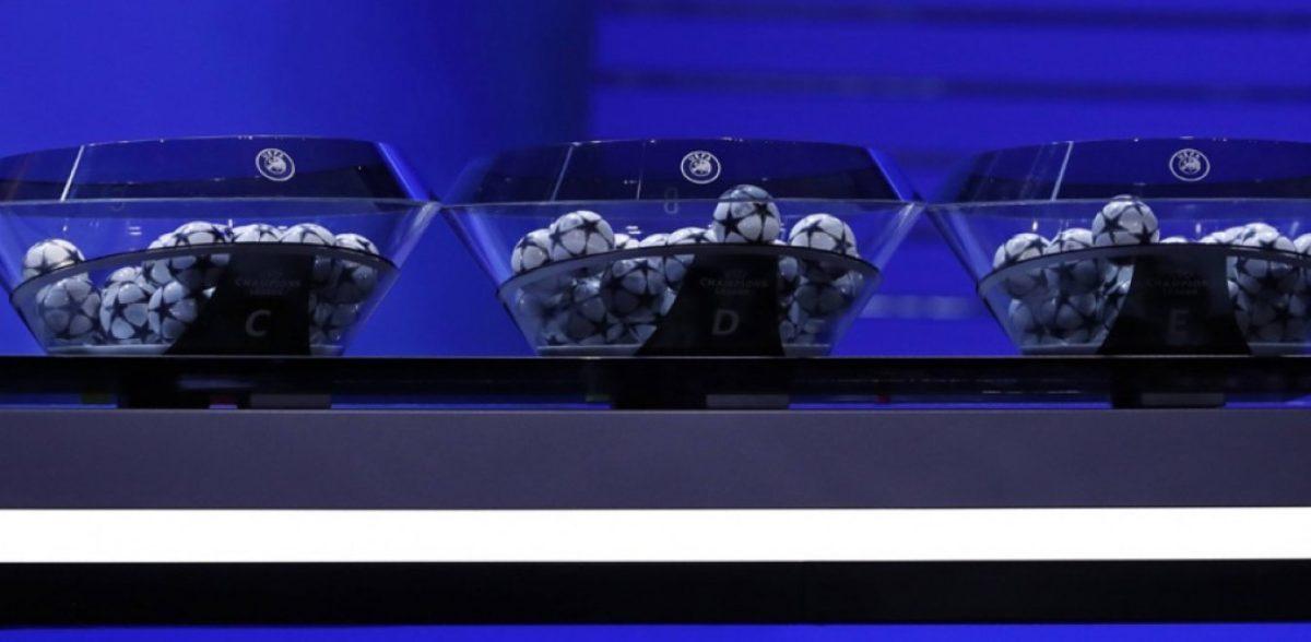 Live streaming η κλήρωση του Ολυμπιακού στους ομίλους του Champions League