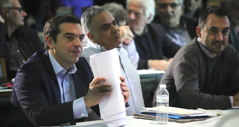 Τα έξι βήματα για τον μετασχηματισμό του ΣΥΡΙΖΑ