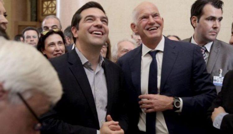 Με επιχειρηματολογία… ΣΥΡΙΖΑ o Παπανδρέου επέκρινε την επιχείρηση-σκούπα της ΕΛΑΣ στα Εξάρχεια (ΕΙΚΟΝΑ)