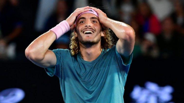 Australian Open: Αδοξος αποκλεισμός για Τσιτσιπά από το νο. 35 της παγκόσμιας κατάταξης