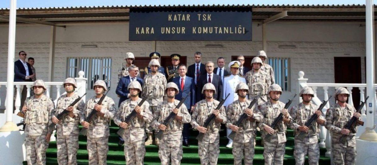Νέα στρατιωτική βάση εγκαινιάζει στο Κατάρ η Τουρκία! – Μία Ταξιαρχία θα προστατεύει την Ντόχα από την Σαουδική Αραβία!