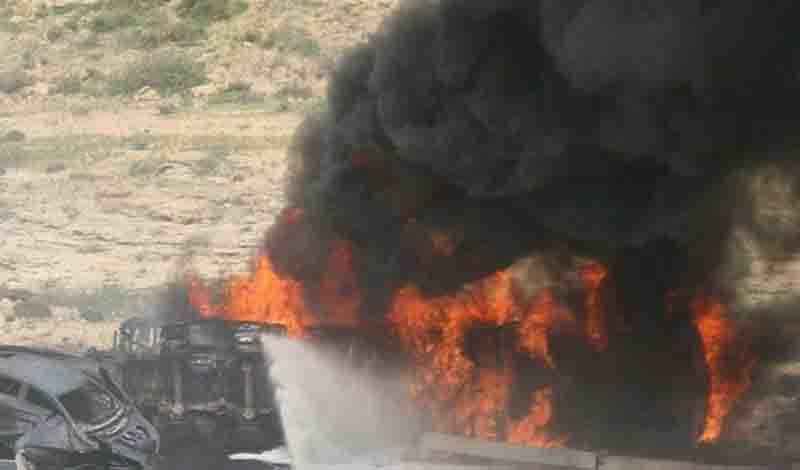 Ουγκάντα: Εκρηξη βυτιοφόρου με 20 νεκρούς
