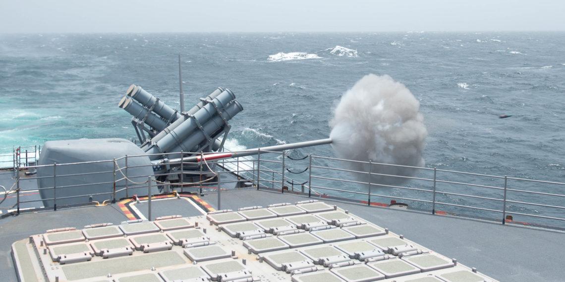 ΗΠΑ: Το Πολεμικό Ναυτικό στέλνει «μήνυμα ετοιμότητας» για τη Βενεζουέλα