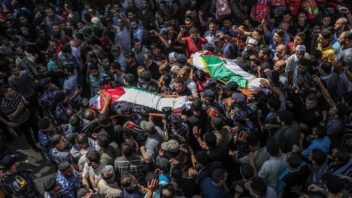 Βομβιστές καμικάζι εξαπέλυσαν τις χθεσινές εκρήξεις στη Γάζα