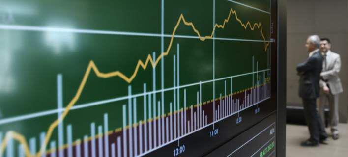 Ξέσπασμα με εκρηκτική άνοδο 4,58% για το Χρηματιστήριο