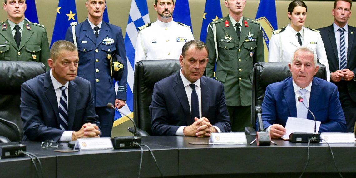 ΥΕΘΑ: Θα αντιδράσουμε αν η Τουρκία κάνει έρευνες στο Καστελόριζο