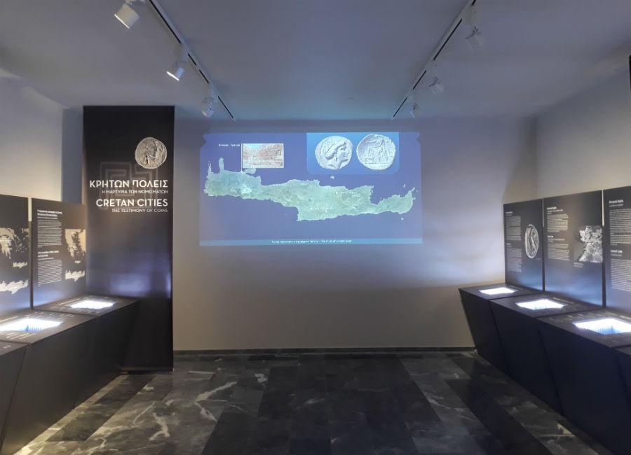 Αρχαία Κρητικά νομίσματα: Ένα πραγματικό ταξίδι στον χρόνο μέσα από μία μοναδική έκθεση από τη Νομισματική Συλλογή της Alpha Bank