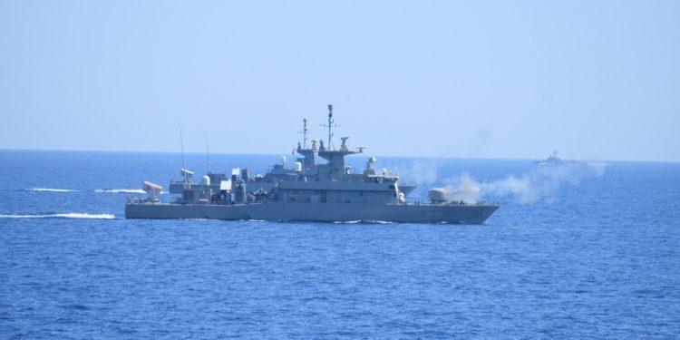 ΓΕΝ: Επιχειρησιακή εκπαίδευση μονάδων του Πολεμικού Ναυτικού [pic]