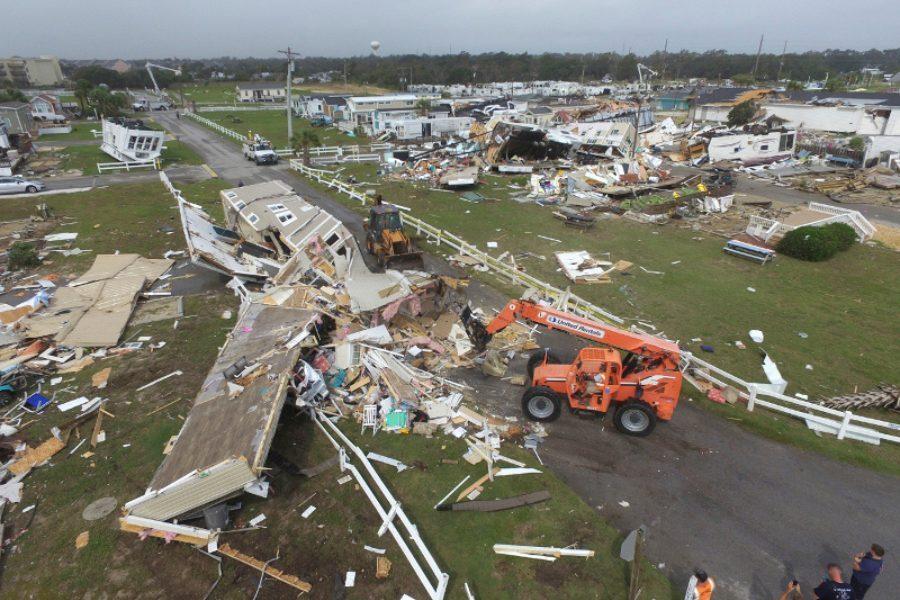 Τυφώνας Dorian: Αυξήθηκε στους 30 ο αριθμός των νεκρών – Καταστροφές σε Νότια Καρολίνα και Τζόρζια