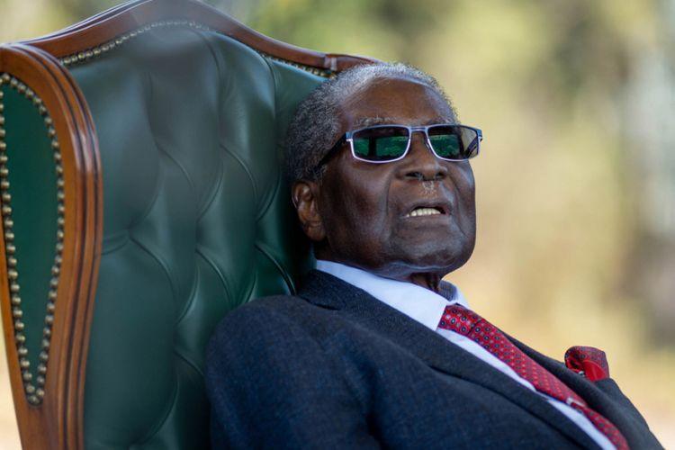 Πέθανε ο πρώην πρόεδρος της Ζιμπάμπουε, Ρόμπερτ Μουγκάμπε