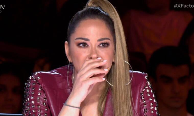X Factor: Λύγισε η Ασλανίδου! Έμεινε άφωνη με την ερμηνεία: «Τι φωνή είναι αυτή ρε φίλε;» (Video)