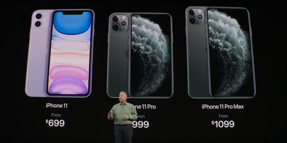 Το iPhone 11 ήρθε για να κατακτήσει τον κόσμο – Δείτε τιμές και χαρακτηριστικά