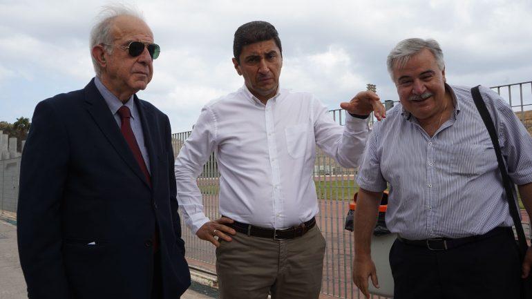 Αυγενάκης – Λαμπρινός – Εθνική: Ένα πολλαπλό… restart