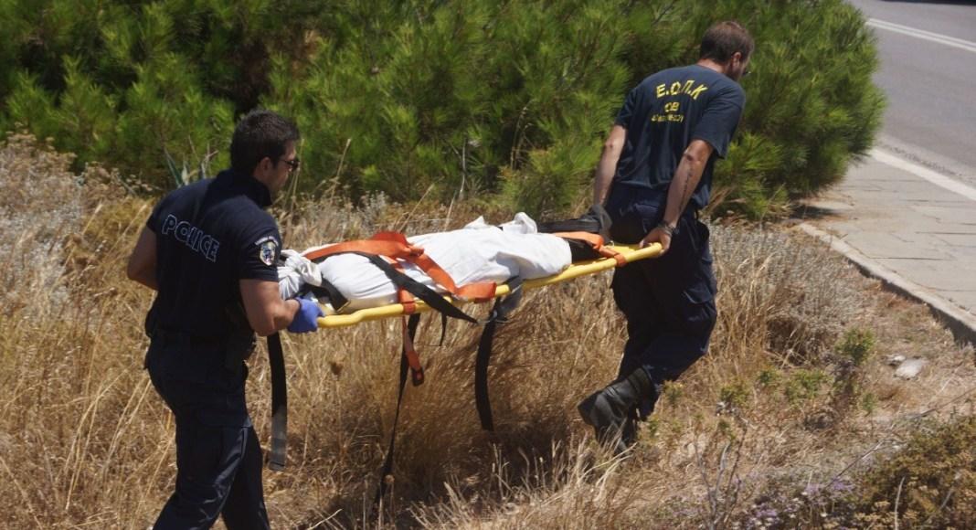 Επί ποδός οι αρχές στη Ρόδο – Βρέθηκε απανθρακωμένο πτώμα
