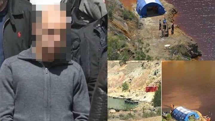 Νέες σκηνές από την τηλεοπτική σειρά με τις δολοφονίες του serial killer της Κύπρου – ΒΙΝΤΕΟ