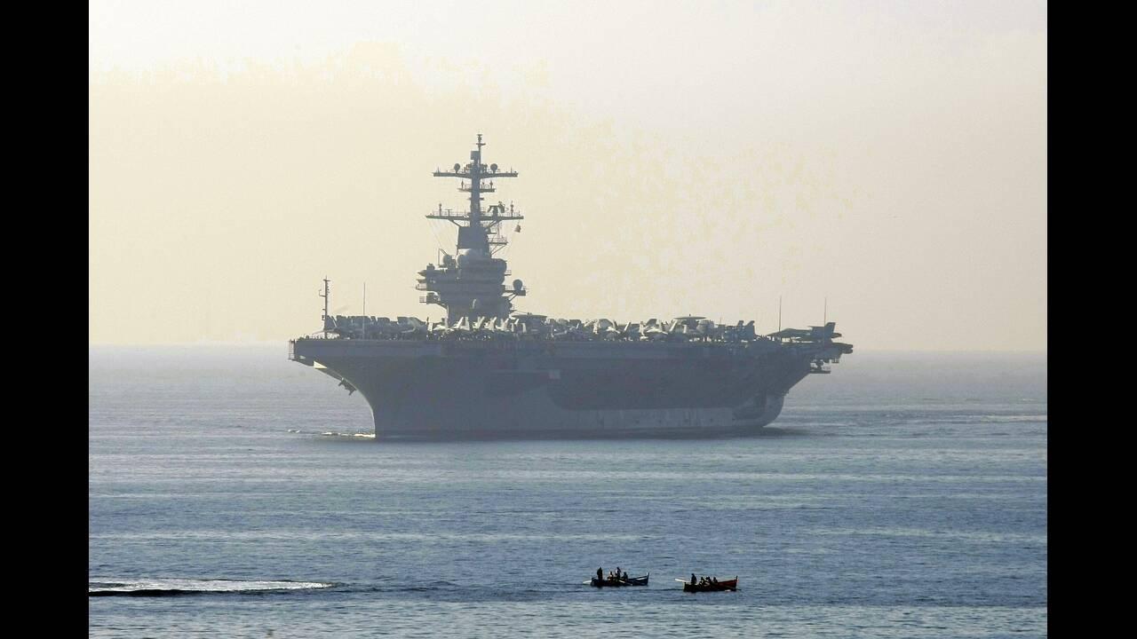 Μυστήριο στο USS George H.W.Bush: Αυτοκτόνησαν τρεις ναυτικοί σε μία εβδομάδα